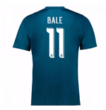 2017-18 Real Madrid Third Shirt (Bale 11)