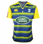 2017-2018 Cardiff Blues Third Pro Rugby Shirt