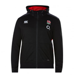 2017-2018 England Rugby Vapodri Training Full Zip Hoody (Tap Shoe)
