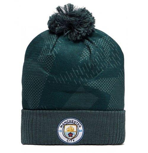 42def1f5f 2017-2018 Man City Nike Bobble Hat (Outdoor Green)