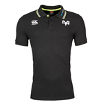 2017-2018 Ospreys Rugby Cotton Pique Polo Shirt (Tap Shoe)