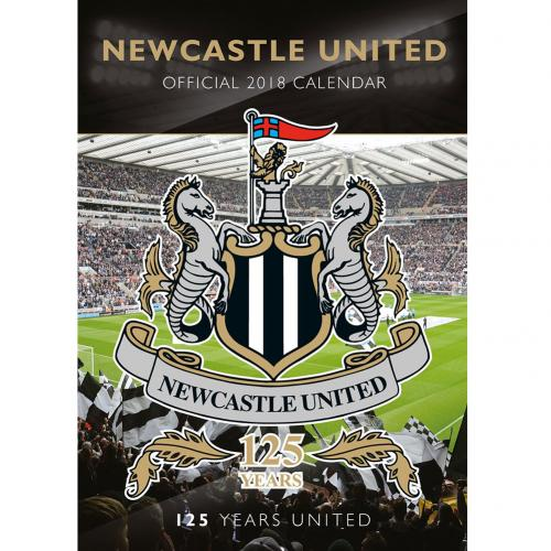 Newcastle United F.C. Calendar 2018