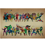 Marvel Superheroes Poster 279355
