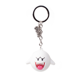 Nintendo - Boo Rubber 3D Keychain
