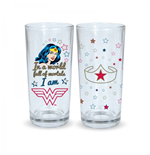 Wonder Woman Glassware 279571