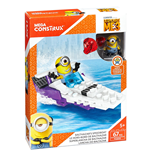 Despicable me 3 Lego and MegaBloks Balthazar's Speedboat Mini Vehicle