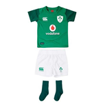 2017-2018 Ireland Home Rugby Mini Kit