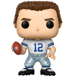 NFL POP! Football Vinyl Figure Roger Staubach (Dallas Cowboys) 9 cm