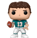 NFL POP! Football Vinyl Figure Dan Marino (Miami Dolphins) 9 cm