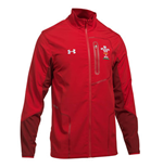 2018-2019 Wales Rugby WRU Presentation Jacket (Red)