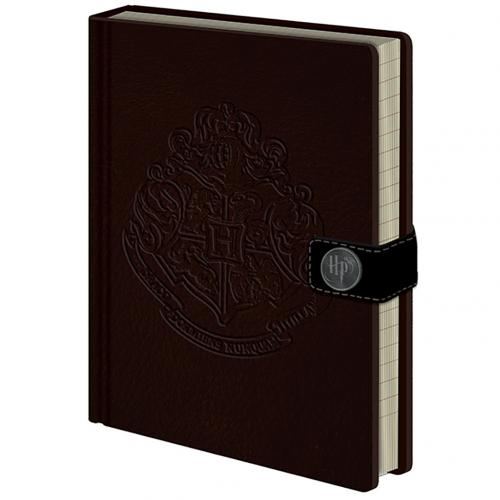 Harry Potter Premium Notebook Hogwarts