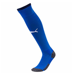 2018-2019 Italy Home Puma Football Socks (Blue)