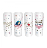 Wonder Woman Glassware 280333