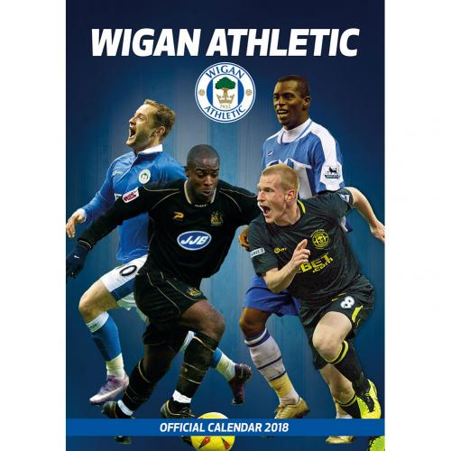 Wigan Athletic F.C. Calendar 2018