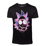 Rick & Morty - Neon Rick Men's T-shirt