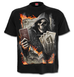 Ace Reaper - T-Shirt Black