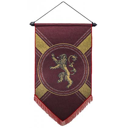 GAME OF THRONES Lannister Banner Flag