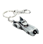 Batman 1989 Metal Keychain Batmobile 7 cm