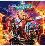 Guardians of the Galaxy Vol. 2 Calendar 2018 English Version*