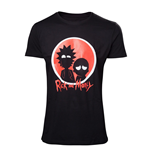 Rick & Morty T-Shirt Big Red Logo