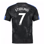 2017-18 Man City Third Shirt (Sterling 7)