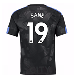 2017-18 Man City Third Shirt (Sane 19) - Kids