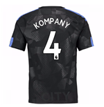 2017-18 Man City Third Shirt (Kompany 4)