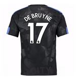 2017-18 Man City Third Shirt (De Bruyne 17)