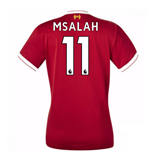2017-18 Liverpool Womens Home Shirt (M Salah 11)
