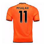 2017-18 Liverpool Third Shirt (M Salah 11) - Kids