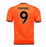 2017-18 Liverpool Third Shirt (Firmino 9)