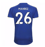 2017-18 Leicester City Home Shirt (Mahrez 26) - Kids