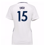 2017-18 Tottenham Womens Home Shirt (Dier 15)