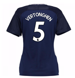 2017-18 Tottenham Womens Away Shirt (Vertonghen 5)
