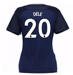 2017-18 Tottenham Womens Away Shirt (Dele 20)