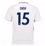 2017-18 Tottenham Home Shirt (Dier 15) - Kids