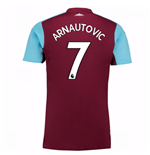 2017-18 West Ham Home Shirt (Arnautovic 7) - Kids