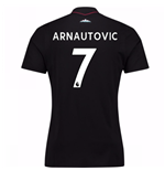 2017-18 West Ham Away Shirt (Arnautovic 7) - Kids