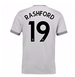 2017-2018 Man United Third Shirt (Rashford 19)