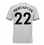 2017-2018 Man United Third Shirt (Mkhitaryan 22) - Kids