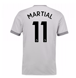 2017-2018 Man United Third Shirt (Martial 11) - Kids