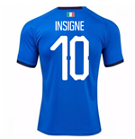 2018-19 Italy Home Shirt (Insigne 10) - Kids