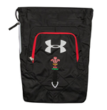2018-2019 Wales Rugby WRU Undeniable Gym Bag (Black)