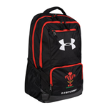 2018-2019 Wales Rugby WRU Hustle Backpack (Black)