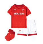 2018-2019 Wales Rugby Home WRU Infant Kit (Red)