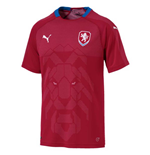 2018-2019 Czech Republic Home Puma Football Shirt