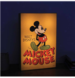 Mickey Mouse Toy Box Nightlight 30 cm