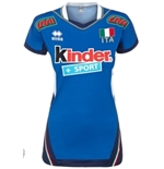 Italy Volleyball Jersey 281842