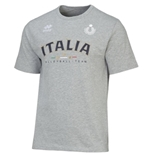Italy Volleyball Grey T-shirt