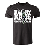 Harry Kane Tottenham Player T-Shirt (Black)
